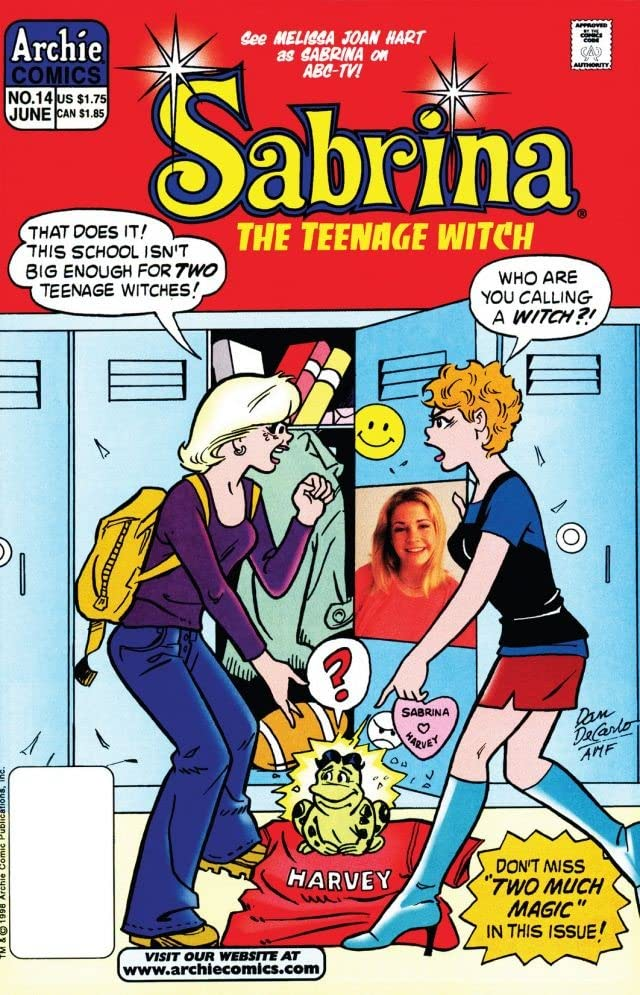 Sabrina the Teenage Witch #14