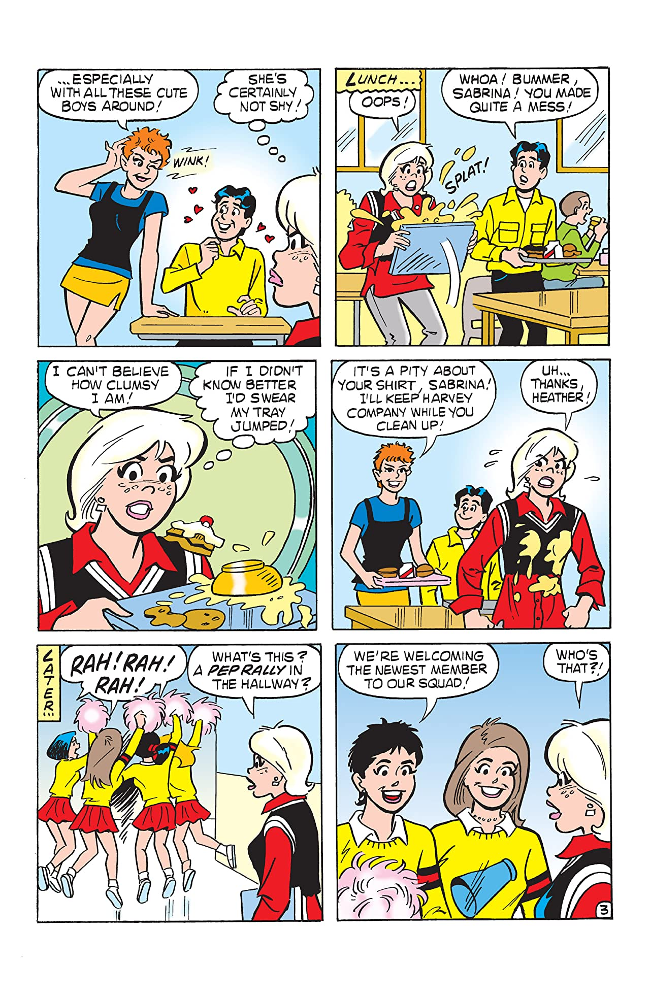 Sabrina the Teenage Witch #14