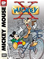 X-Mickey #1: In The Mirror