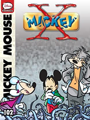X-Mickey #2: The Contest