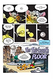 X-Mickey #3: The Thirteenth Floor