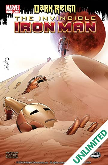 Invincible Iron Man (2008-2012) #17