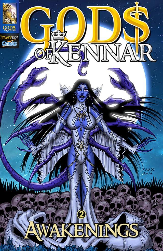 Gods of Kennar #2