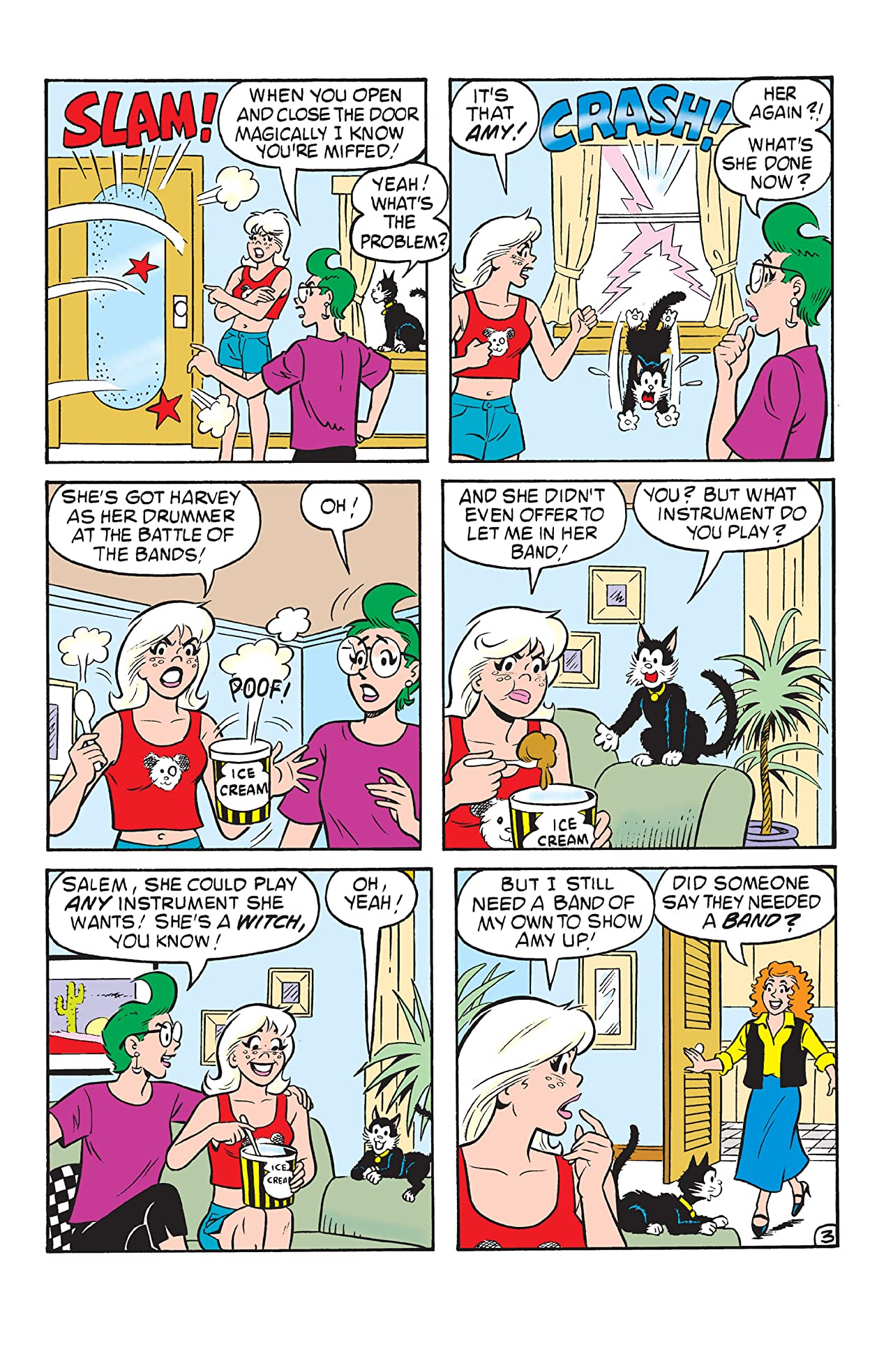 Sabrina the Teenage Witch #17