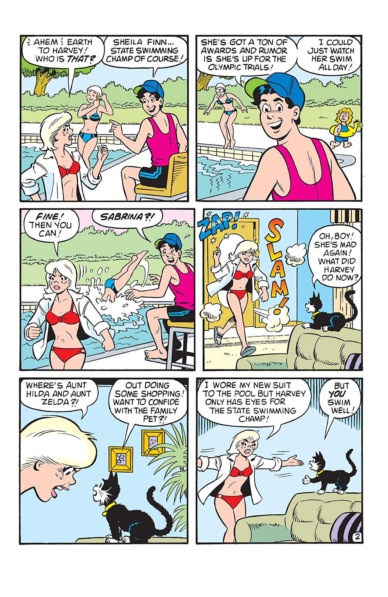 Sabrina the Teenage Witch #18