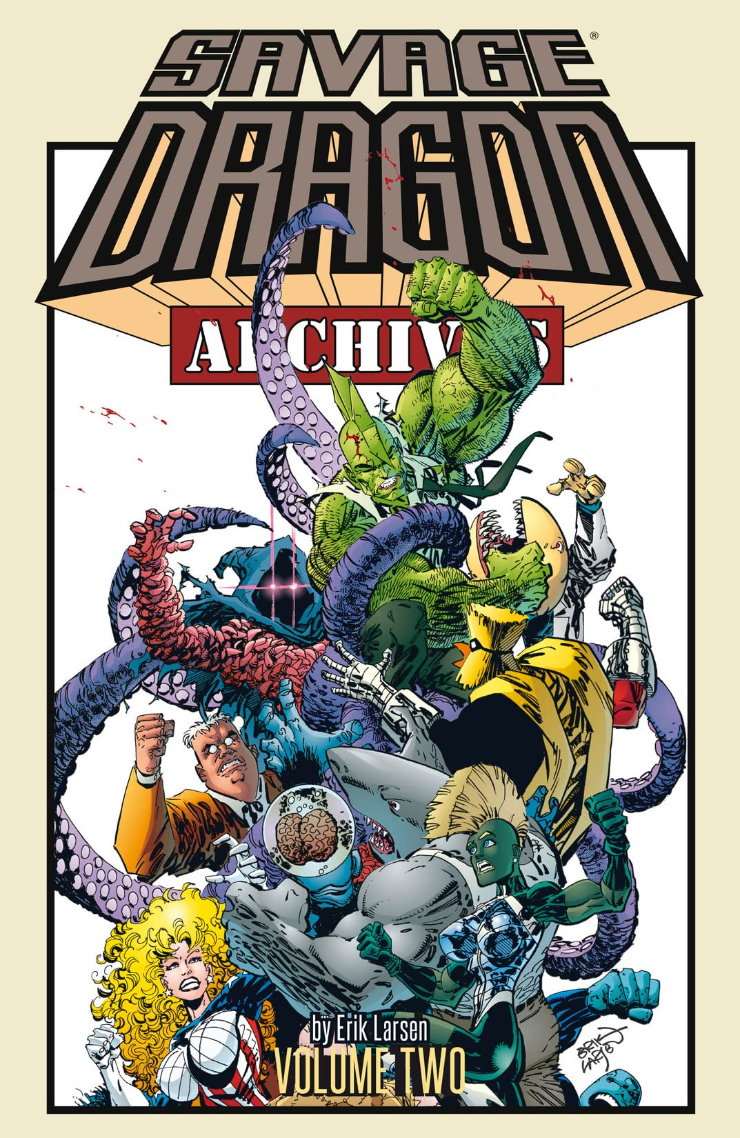 Savage Dragon Archives Tome 2