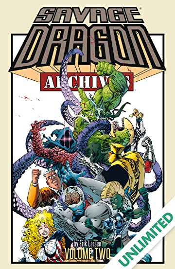 Savage Dragon Archives Vol. 2