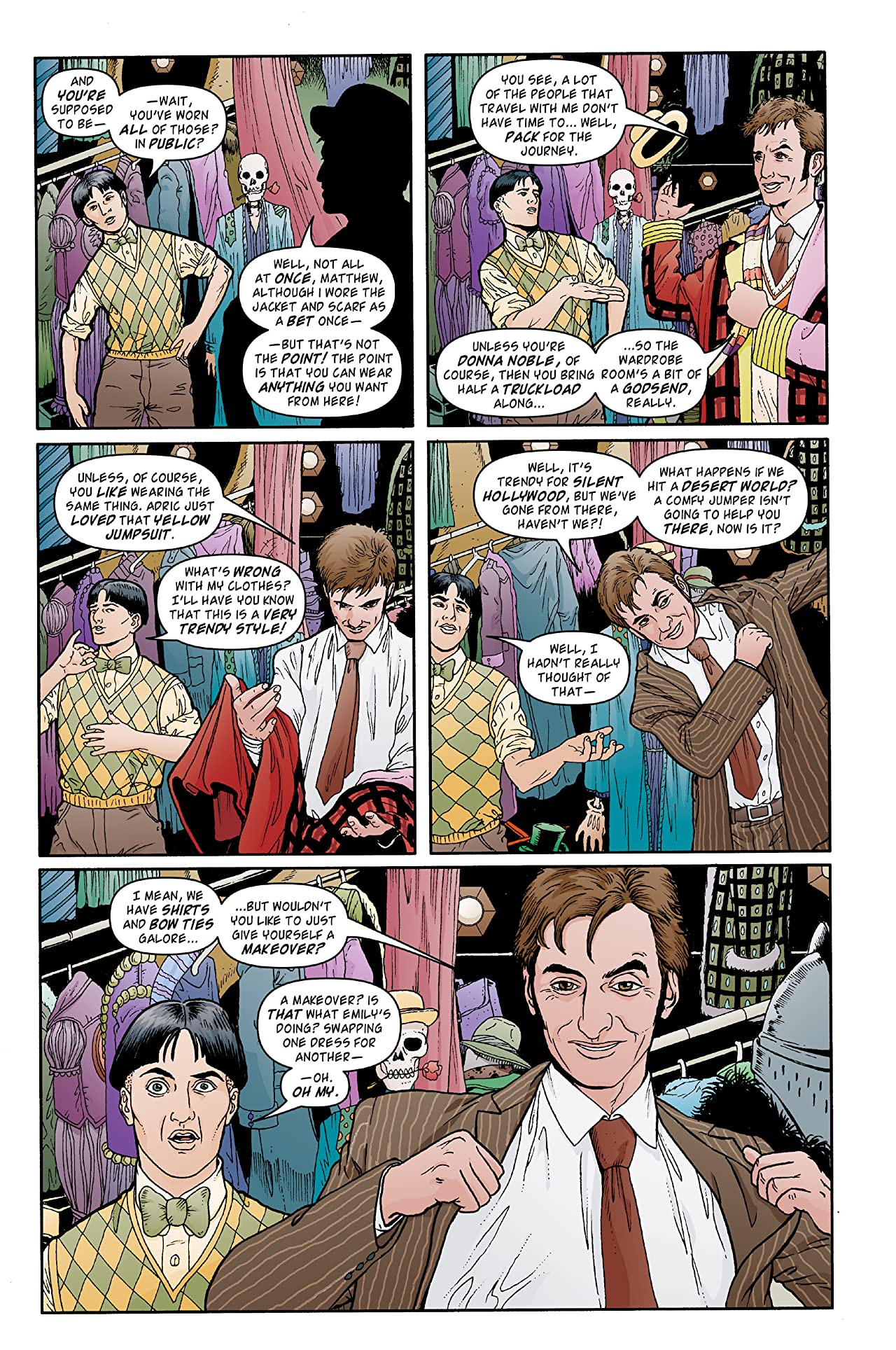 Doctor Who: The Tenth Doctor Archives Vol. 3