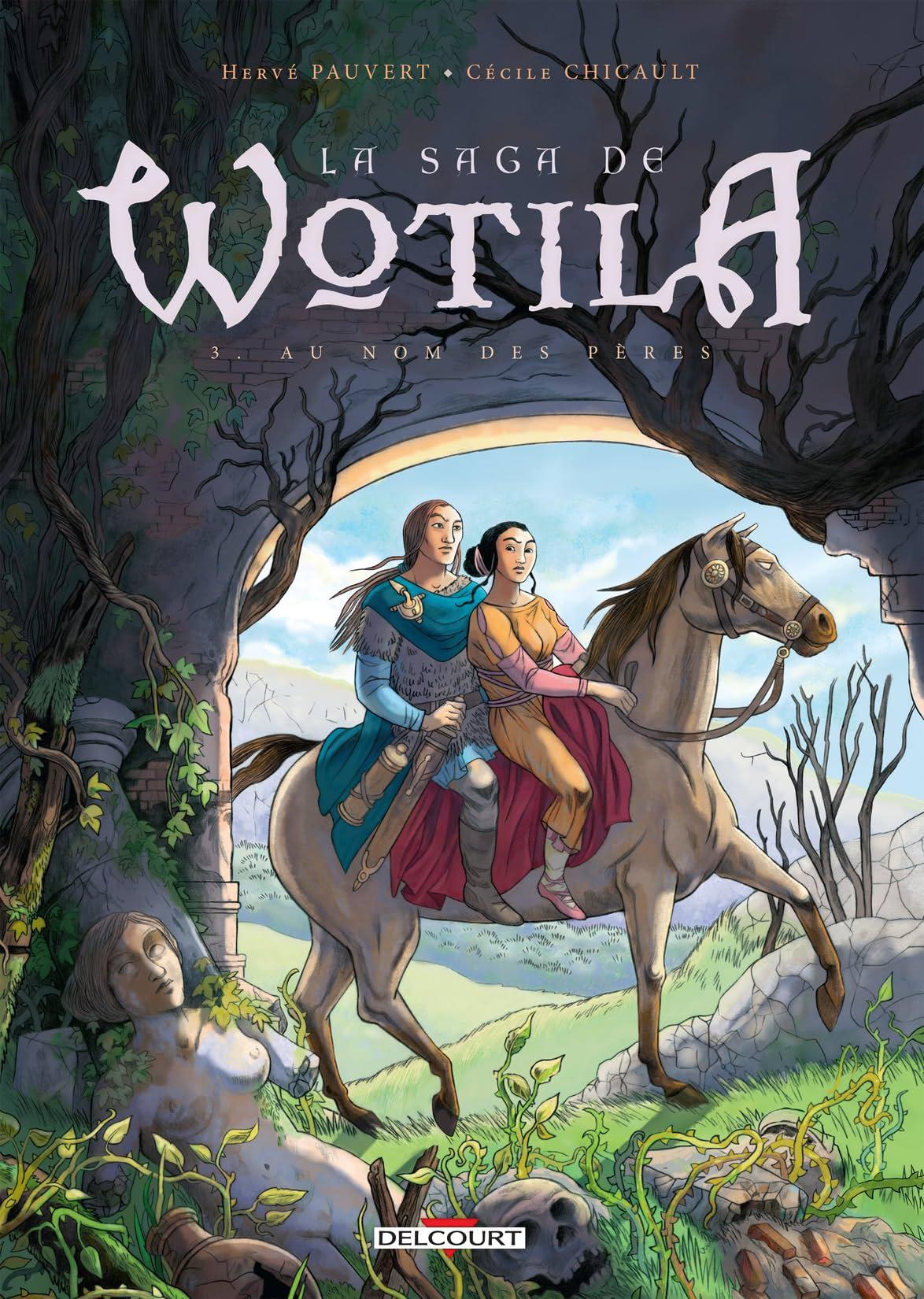 Saga de Wotila Vol. 3: Au nom des pères