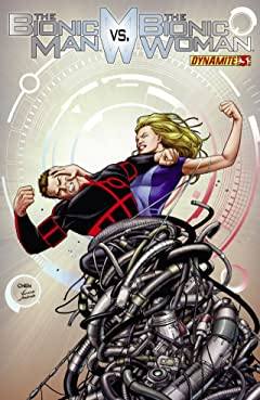 The Bionic Man vs. The Bionic Woman No.3