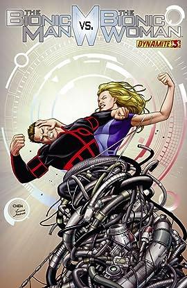 The Bionic Man vs. The Bionic Woman No.3
