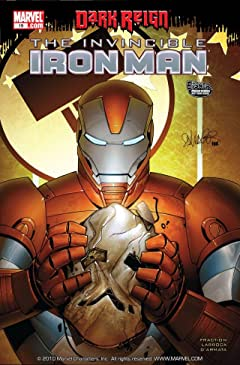 Invincible Iron Man (2008-2012) #19
