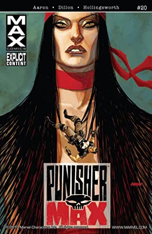 PunisherMax (2009-2012) #20