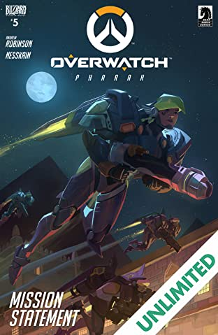 Image of: Blizzard Overwatch 5 Comixology Overwatch Digital Comics Comics By Comixology