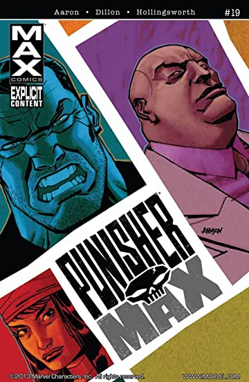 PunisherMax #19