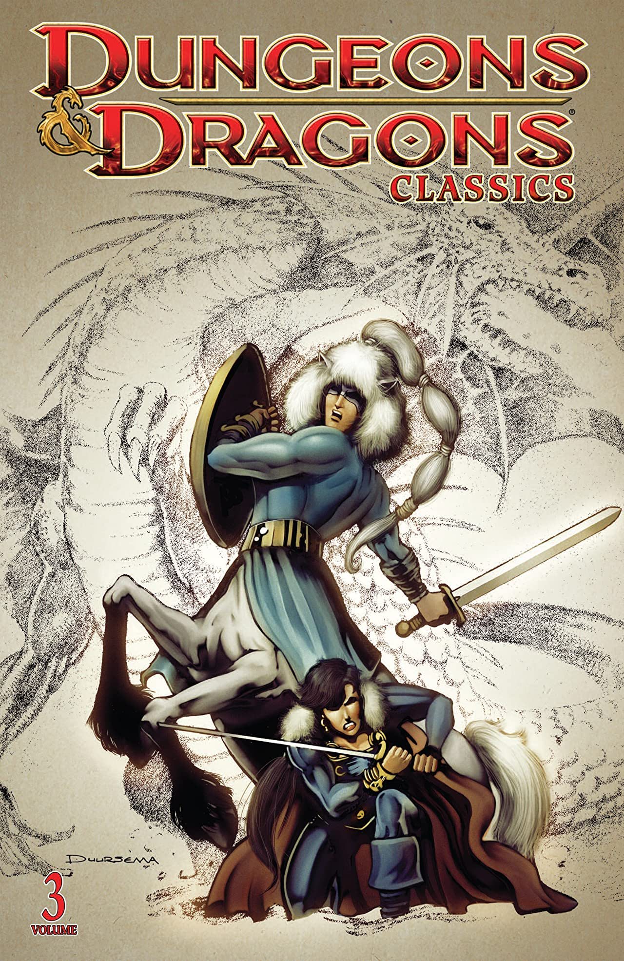 Dungeons & Dragons Classics Tome 3