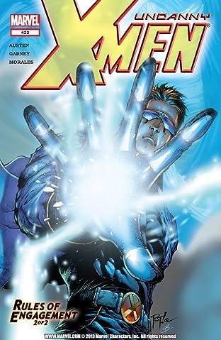 Uncanny X-Men (1963-2011) #422