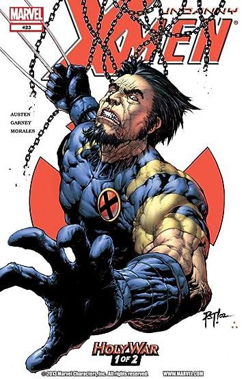 Uncanny X-Men (1963-2011) #423