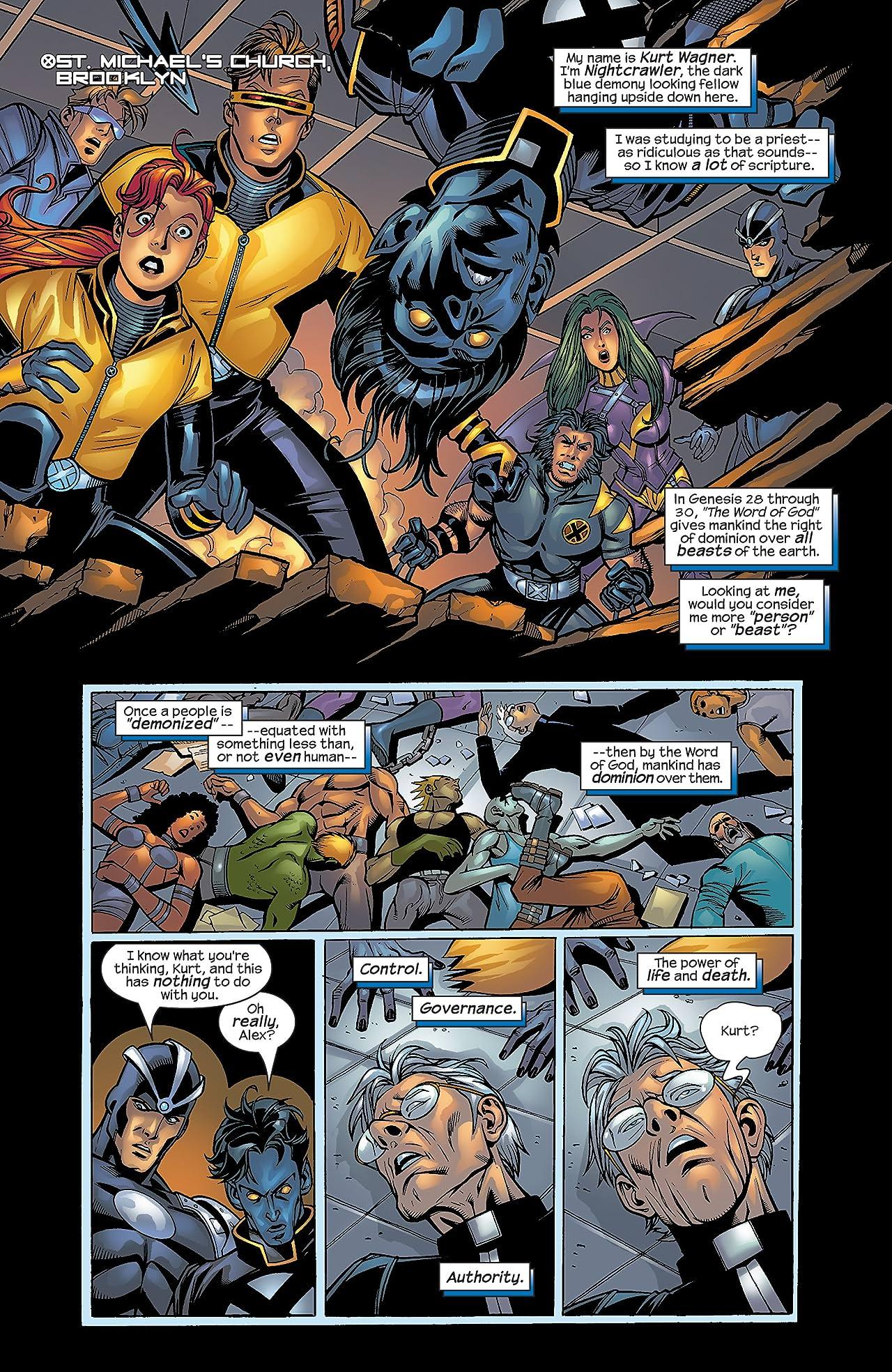 Uncanny X-Men (1963-2011) #424