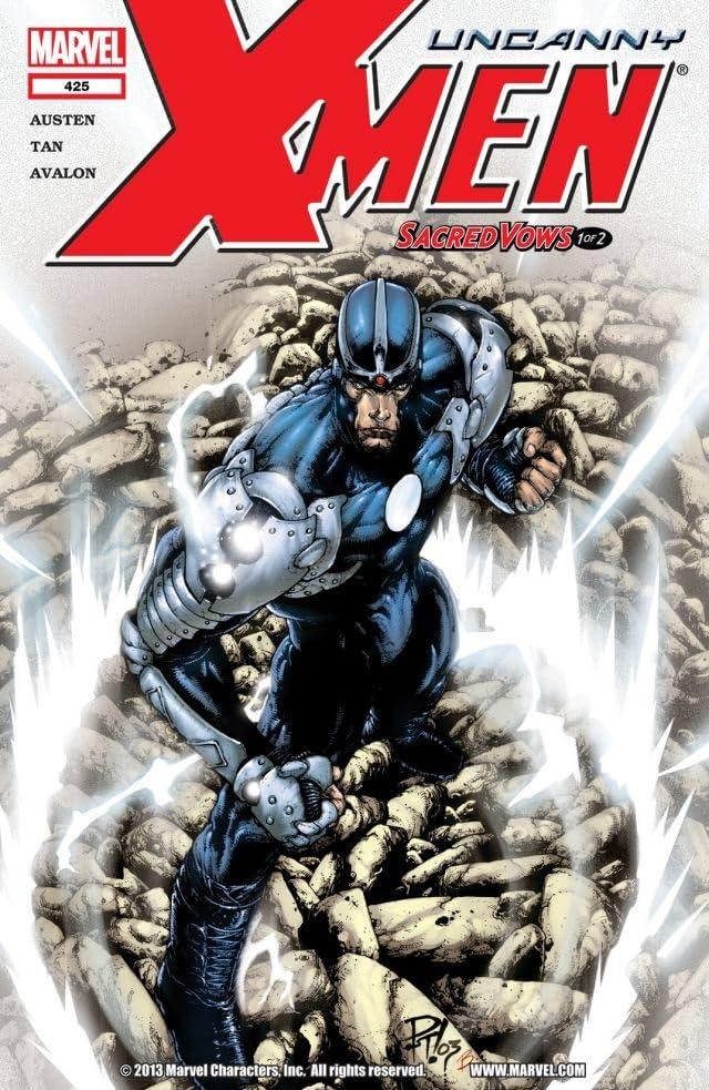 Uncanny X-Men (1963-2011) #425
