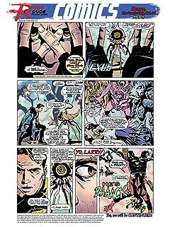Nexus: The Comic Strip #4