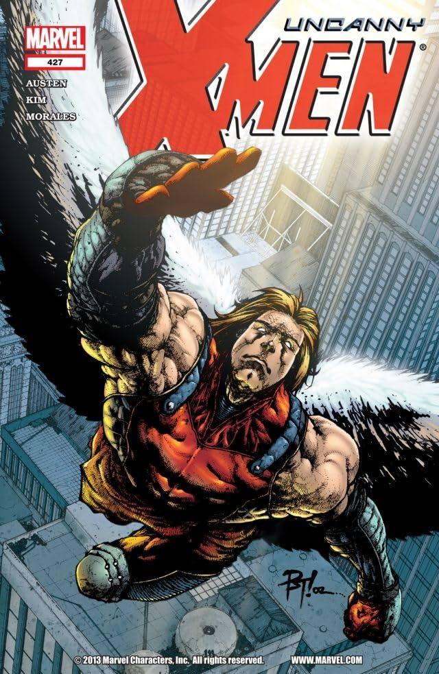 Uncanny X-Men (1963-2011) #427