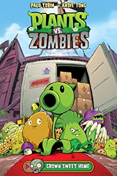 Plants vs. Zombies Vol. 4: Grown Sweet Home