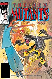 New Mutants (1983-1991) #27