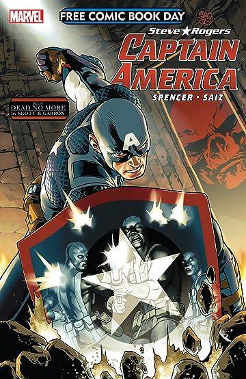 FCBD 2016: Captain America #1