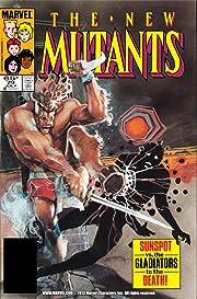 New Mutants (1983-1991) #29
