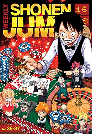 Weekly Shonen Jump Vol. 235: 08/08/2016
