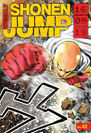 Weekly Shonen Jump Vol. 240: 09/19/2016