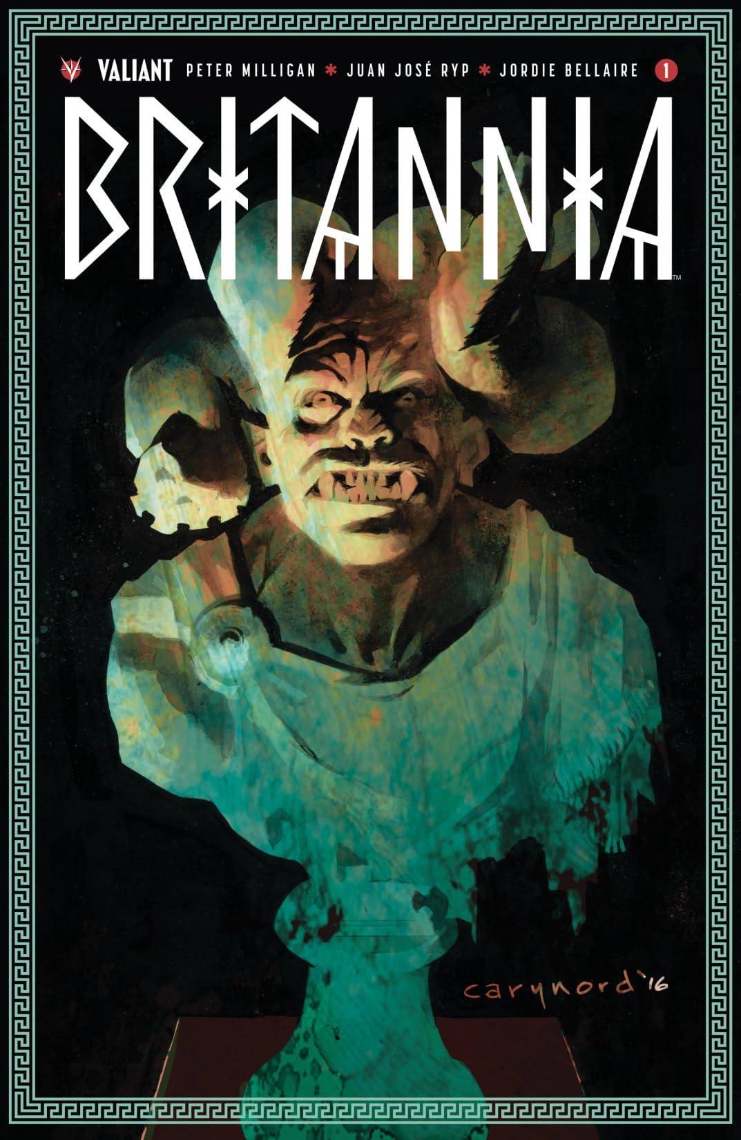 Britannia #1