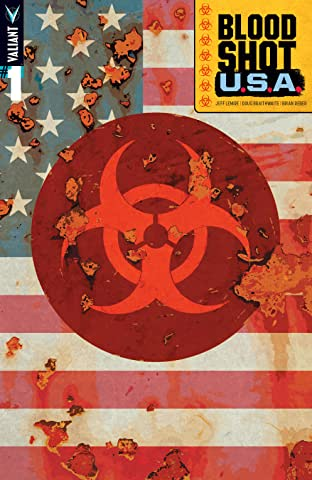Bloodshot U.S.A. No.1