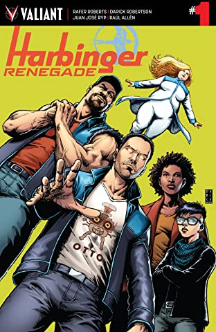 Harbinger Renegade No.1