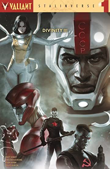 Divinity III: Stalinverse #1