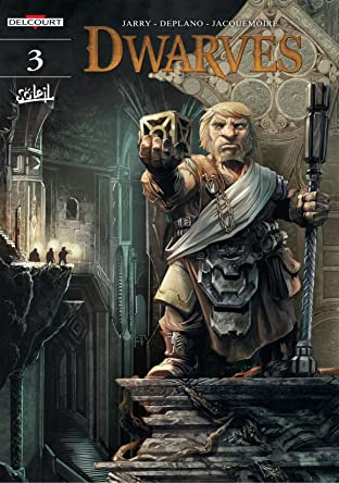 Dwarves Tome 3: Aral of the Temple