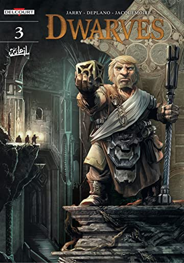 Dwarves Vol. 3: Aral of the Temple