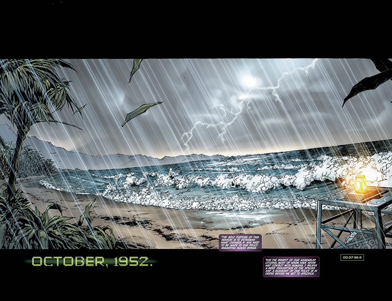 Fathom: Killian's Tide #1