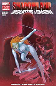 Shadowland: Daughters of the Shadow #1 (of 3)