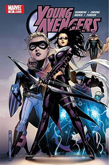 Young Avengers (2005-2006) #10