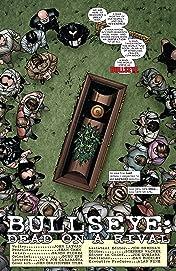 Shadowland: Bullseye #1