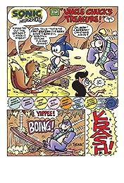 Sonic the Hedgehog #7