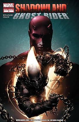Shadowland: Ghost Rider #1