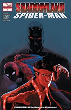Shadowland: Spider-Man #1
