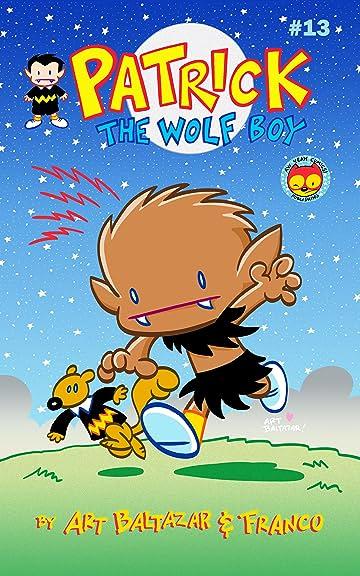Patrick the Wolf Boy #13