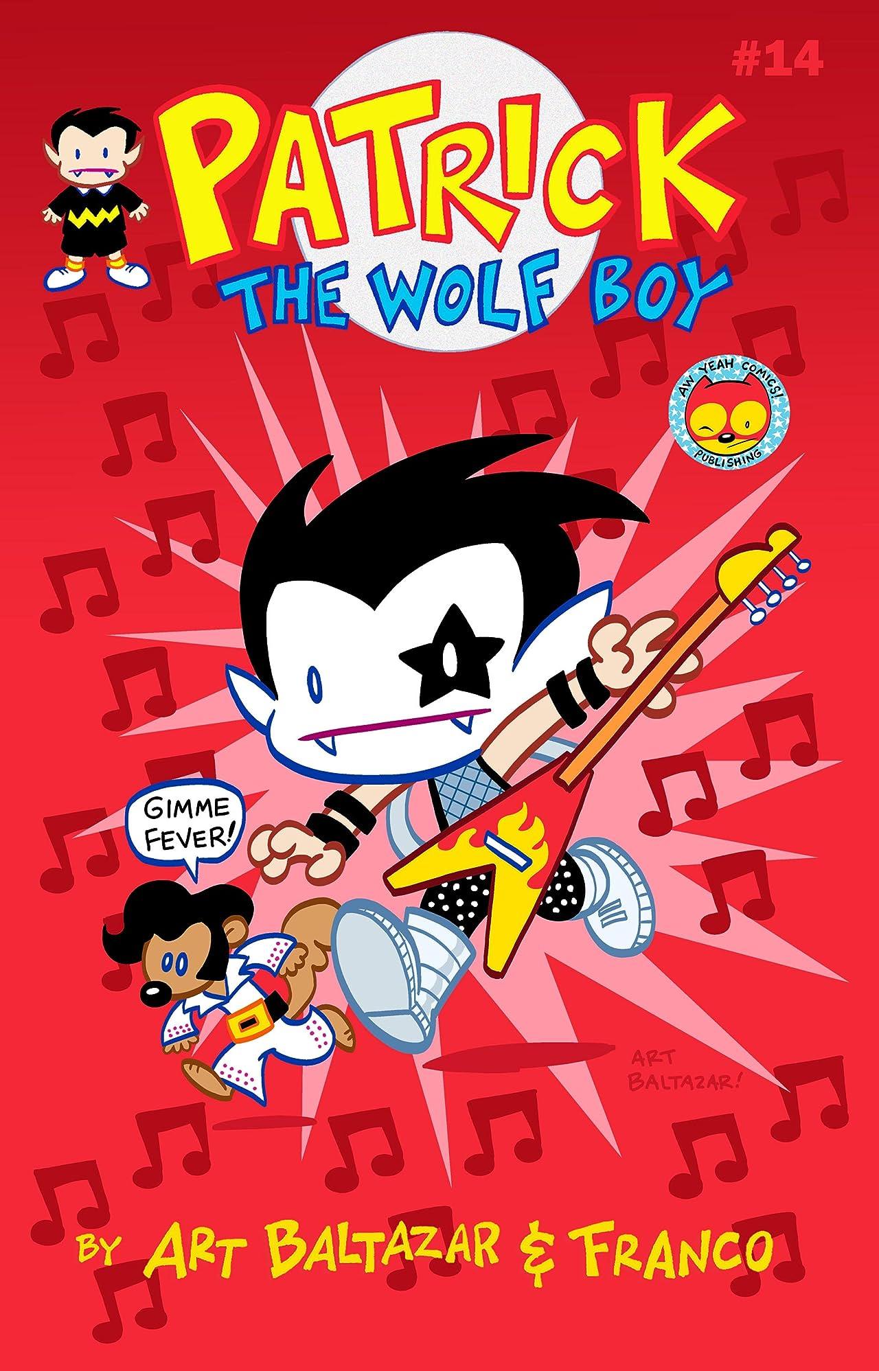 Patrick the Wolf Boy #14