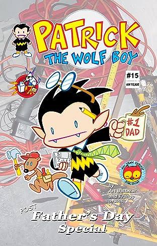 Patrick the Wolf Boy #15