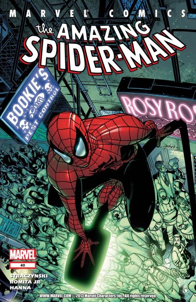 Amazing Spider-Man (1999-2013) #40