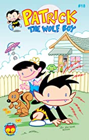 Patrick the Wolf Boy #18